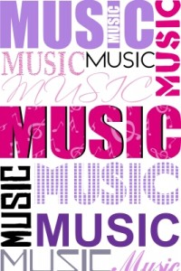 música conmutador