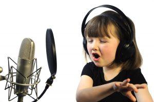 Voz de niños